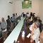 زيارة وفد المكتب التنفيذي للإتحاد العام لصحفيين السودانيين للادارةالعامة للحج و